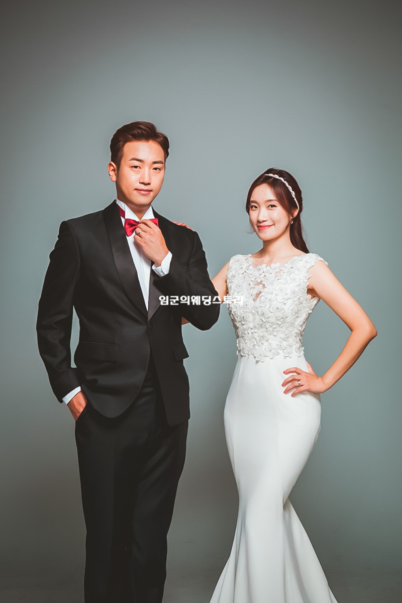 Korea Wedding Photoshoot Episode Ferre