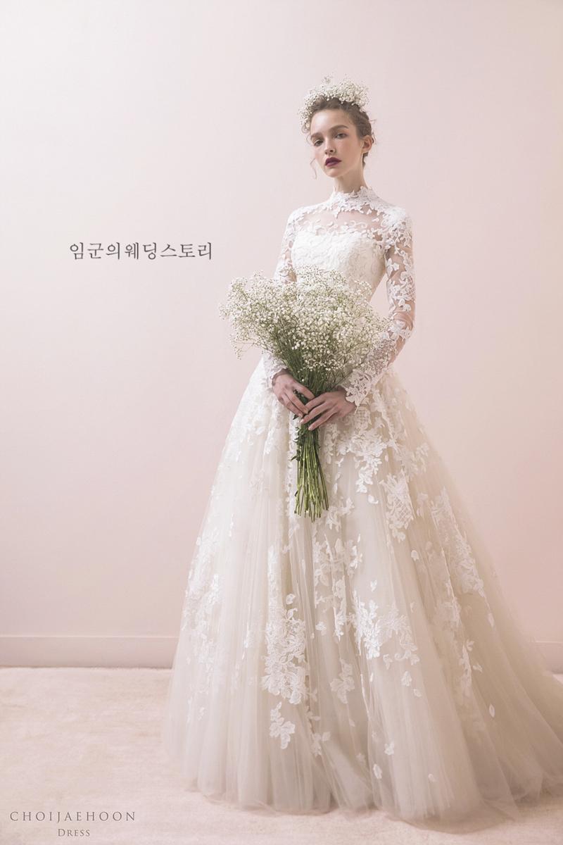 Korea Wedding Dress 2018 Fw Choi Jaehoon Wedding Korea Wedding