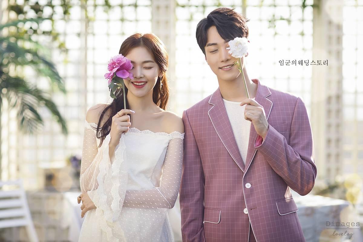 Korea Wedding Photoshoot Dimages Studio New Sample Korea Wedding