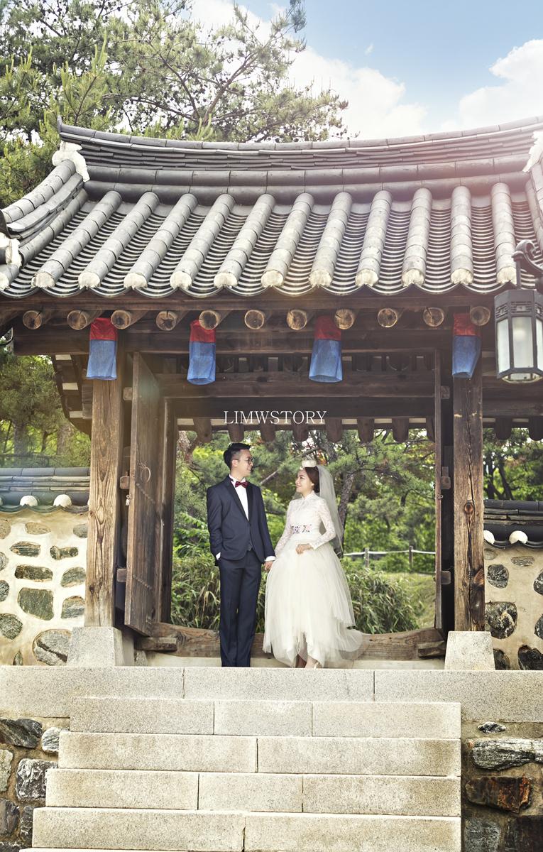 Korea Outdoor Wedding Photoshoot (11)