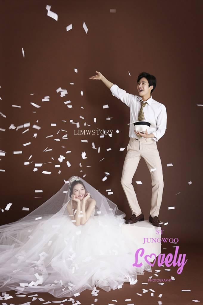 Korea Pre Wedding St Jungwoo Studio New Photography Korea